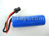 Subotech S900 Parts-26 Official 7.4v 1100ma with SM black plug For Toruk arokto Subotech S900 helicopter parts