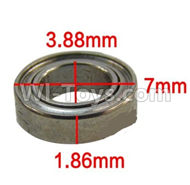 Subotech S900 Parts-37 Big bearing(1pcs) For Toruk arokto Subotech S900 helicopter parts