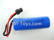 subotech SuBotech S901 Spare Parts-31 subotech s901 battery 7.4v 1100ma with black SM plug,Spare Parts Replacement Accessories For Subotech S901 RC helicopter,Toruk arokto2 S901 rc helicopter
