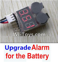 Subotech S902 Spare parts-77 Upgrade Alarm for the Battery,Can test whether your battery has enouth power Spare Parts Replacement Accessories For Subotech S902 RC Helicopter,Huge RC Helicopter