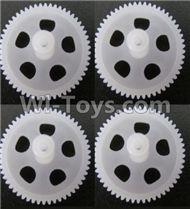 SYMA X5C Parts-28 Main gear(4pcs) For SYMA X5C Quadcopter parts,X5C UFO Parts