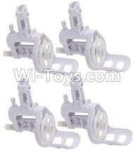 62-Motor seat unit(Include motor seat,main gear with shaft)-(4 set) For SYMA X5 X5C Quadcopter parts,SYMA X5 X5C Parts
