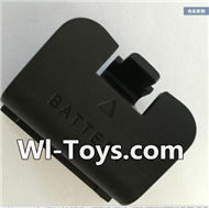 SYMA X8 X8C Parts-63 Battery cover-Black For SYMA X8 X8C RC Quadcopter parts,FPV Camera UFO