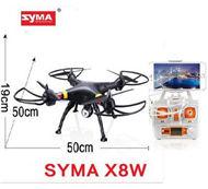 SYMA X8W Quadcopter-Black color(include the 2,000,000 pixels HD Camera unit.) For HD Camera SYMA X8 X8C X8W X8G Quadcopter UFO parts