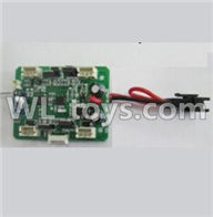UDI U818S U842 U842-1 RC Quadcopter parts-15 Circuit board,Receiver board