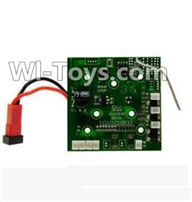 UDI U819 U819A Parts-46 Circuit board,Receiver board for UDIR/C U819 U819A Quadcopter parts,rc Drone spare parts