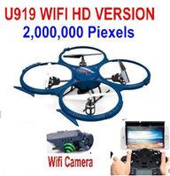UDIR/C U919A Wifi Quadcopter(include the 2,000,000 Pixels Wifi camera unit, Not include the 3D VR Glassess) for UDIR/C U919 U919A Quadcopter parts,rc Drone spare parts