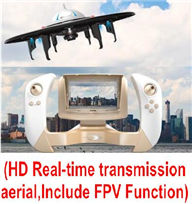 UDIR/C U845A Wifi Hexacopter(include the HD camera unit, Include the FPV function)