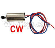 Visuo XS809HW XS809W Main motor with Red and Blue wire(1pcs-CW,Clockwise)