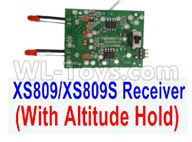 Visuo XS809 Receiver board Parts-With Altitude Hold(Can only be used for XS809 XS809S Drone),Visuo XS809 Parts