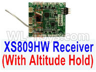 Visuo XS809HW Receiver board Parts-Wit Altitude Hold(Can only be used for XS809HW  Drone)