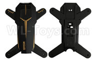 Visuo XS812 Body shell cover Parts,Canopy,Upper and Lower shell cover,Visuo XS812 Parts