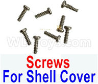 Visuo XS812 Screws for the Upper and lower shell cover,Visuo XS812 Parts