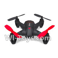 Wltoys Q242 Q242G DQ242 Q242K Parts-35 BNF(Only the Q242G Drone,No battery,No charger,No transmitter,Include the Camera)-Version 1 For WLTOYS DQ242 Q242 Q242G Q242K RC Quadcopter parts RC Drone parts