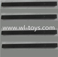 Wltoys Q202 Quadcopter parts-33 Connected carbon fiber tube for the frame(5mmX5mmX70mm)-4pcs