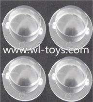 Wltoys Q202 Quadcopter parts-35 LampShade (4pcs)