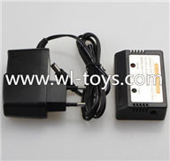 Wltoys Q202 Quadcopter parts-42 Charger & Balance charger(Include the Balance charer,Charge battery more safe.)