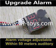 Wltoys Q202 Quadcopter parts-43 Upgrade alarm for the Quadcopter
