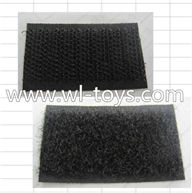 Wltoys Q202 Quadcopter parts-47 Velcro(Front and back)