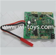 Wltoys Q202 Quadcopter parts-50 Circuit board