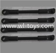 Wltoys Q202 Quadcopter parts-55 Steering rod for the Servo(4pcs)