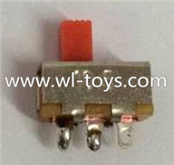 Wltoys Q202 Quadcopter parts-71 Switch