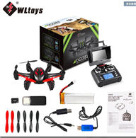 Wltoys DQ282 DQ282G RC Quadcopter (Include the camera,Also include the FPV Real time camera video Transmission receiver screen Parts) Mini-Hexacopter-all