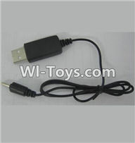 Wltoys Q282 Q282G Q282J parts-24 USB Charger(2.5 plug) For WLTOYS Q282 RC Quadcopter parts RC Drone parts