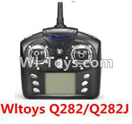 Wltoys Q282 parts-29 Transmitter(Can only be used for Q282 or Q282J Quadcopter) For WLTOYS Q282 RC Quadcopter parts RC Drone parts