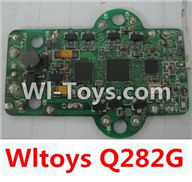Wltoys Q282 parts-33 Circuit board(Can only be used for Q282G Quadcopter) For WLTOYS Q282 RC Quadcopter parts RC Drone parts