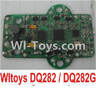Wltoys Q282 parts-34 Circuit board(Can only be used for DQ282 Or DQ282G Quadcopter) For WLTOYS Q282 RC Quadcopter parts RC Drone parts