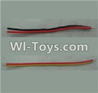 Wltoys Q282 Q282G Q282J parts-47 Left and Right Light wire(Total 2pcs) For WLTOYS Q282 RC Quadcopter parts RC Drone parts