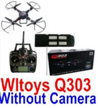 Wltoys Q303 RC Quadcopter,RC Drone(With out Camera) Medium-Quadcopter-all FPV-Quadcopter-all Wltoys-Quadcopter-all