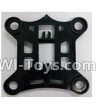 Wltoys Q303 Spare parts-46 Upper PTZ bracket,Upper cradle head Bracket,Wltoys Q303 RC Quadcopter Drone Spare Parts Accessories,Wltoys Model Q303-A Q303-B Q303-C Replacement Accessories