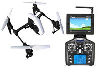 Wltoys Q333 FPV RC Quadcopter Drone(Include the 5.8G HD Camera,Support frame And 5.8G Real-time image transmission FPV Aerial Receiving Screen with Antena) Medium-Quadcopter-all FPV-Quadcopter-all Wltoys-Quadcopter-all