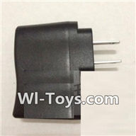 Wltoys Q343 Spare Parts-10-03 USB-To-Socket conversion plug(We will sent you the right version according your order Country address),Wltoys Q343 RC Quadcopter Drone Spare Parts Accessories,Wltoys Model Q343 Q343B Q343C Replacement Accessories