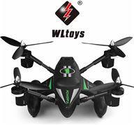 WLtoys Q353 RC Quadcopter,WLtoys Q353 RC Drone,UFO-RC QUADCOPTER WLtoys Q353 Aeroamphibious Air Land Sea Mode Headless Mode RC Quadcopter RTF 2.4GHz-Green & Black Wltoys-Quadcopter-all