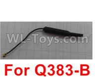 Wltoys Q383-B Parts-02 Q383-12 Antena for the Wifi Board,Wltoys Q383 Q383-A Q383-B Q383-C RC Hexacopter Quadcopter Drone Spare Parts Accessories,Wltoys Model Q383 Replacement Accessories