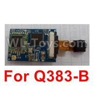 Wltoys Q383-B Parts-03 Q383-11 Wifi-Function Camera board(wifiname:TDR-XXX),Wltoys Q383 Q383-A Q383-B Q383-C RC Hexacopter Quadcopter Drone Spare Parts Accessories,Wltoys Model Q383 Replacement Accessories