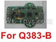 Wltoys Q383-B Parts-04 Q383-16 Circuit board,Receiver board(Only for Q383-B),Wltoys Q383 Q383-A Q383-B Q383-C RC Hexacopter Quadcopter Drone Spare Parts Accessories,Wltoys Model Q383 Replacement Accessories