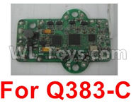 Wltoys Q383-C Parts-01 Circuit board(Only for Q383-B),Wltoys Q383 Q383-A Q383-B Q383-C RC Hexacopter Quadcopter Drone Spare Parts Accessories,Wltoys Model Q383 Replacement Accessories