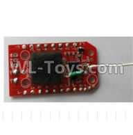 Wltoys Q616 Parts-15 Circuit board,Receiver board,Wltoys Q616 RC Quadcopter Drone Spare Parts Accessories,Wltoys Model Q616 Replacement Accessories