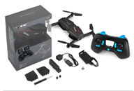 Wltoys Q626 RC Quadcopter(Whole Version)-Black-(include the Transmitter,the Whole Drone,USB charger,Support clip,You can contol it by Transmitter or Phone) Wltoys-Quadcopter-all