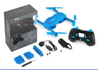 Wltoys Q626 RC Quadcopter(Whole Version)-Blue-(include the Transmitter,the Whole Drone,USB charger,Support clip,You can contol it by Transmitter or Phone) Wltoys-Quadcopter-all