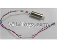 Wltoys Q626 Q626-B Parts-31 Rotating Motor with red and Blue wire(1pcs)-L170,Wltoys Q626 Q626-B RC Quadcopter Drone Spare Parts Accessories,Wltoys Model Q626 Replacement Accessories