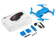 Wltoys Q626-B RC Quadcopter(BNF Version)-Blue-(Not include the Transmitter,Only the Whole Drone,USB charger,Support clip,and you control it with your Mobile phone) Wltoys-Quadcopter-all