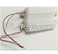 Wltoys Q696 Parts-20 Q393-22 Front lights board with shade components,Wltoys Q696 RC Quadcopter Drone Spare Parts Accessories,Wltoys Model Q696 Replacement Accessories