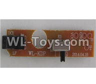 Wltoys Q696 Parts-49 Display switch board,Wltoys Q696 RC Quadcopter Drone Spare Parts Accessories,Wltoys Model Q696 Replacement Accessories