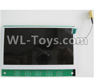 Wltoys Q696 Parts-51 5.8G receiving display Screen,Wltoys Q696 RC Quadcopter Drone Spare Parts Accessories,Wltoys Model Q696 Replacement Accessories