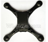 Wltoys-Q838-E Bottom Body shell cover Parts-Q838-E-03,Wltoys Q838-E Parts,Wltoys Q838-E RC Drone Parts